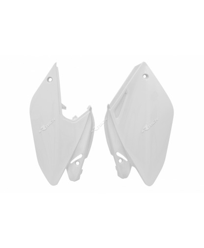 RACETECH CRF 250 SIDE PANELS WHITE