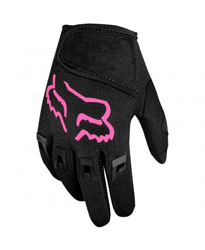 FOX Kids Dirtpaw Glove Black/Pink - KM