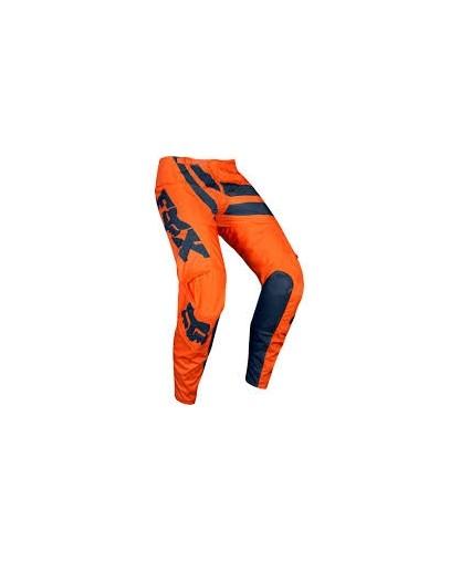 Fox Yth 180 Cota Pant  Orange