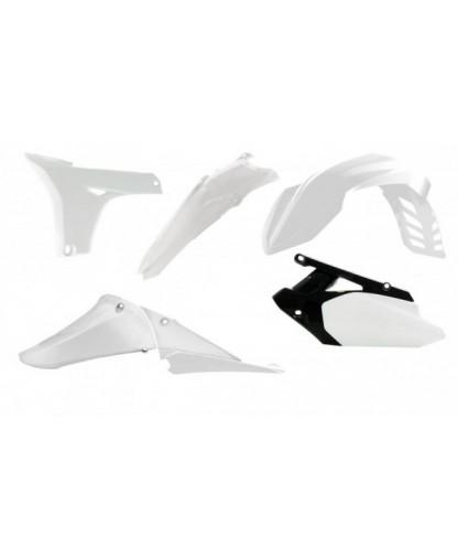 RACETECH YZF WHITE PLASTICS