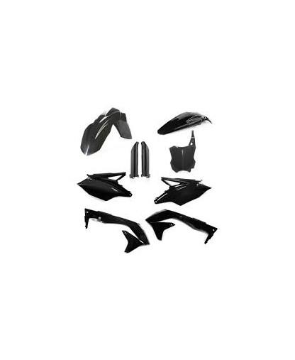 KXF 450  PLASTIC KIT BLACK 2016
