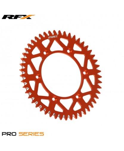 RFX REAR SPROCKET KTM 46T ORANGE