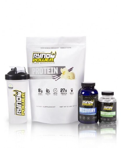 The Body Builder Package
