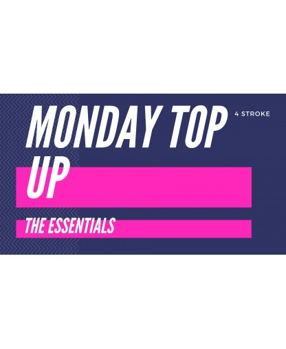 MONDAY 4T TOP UP