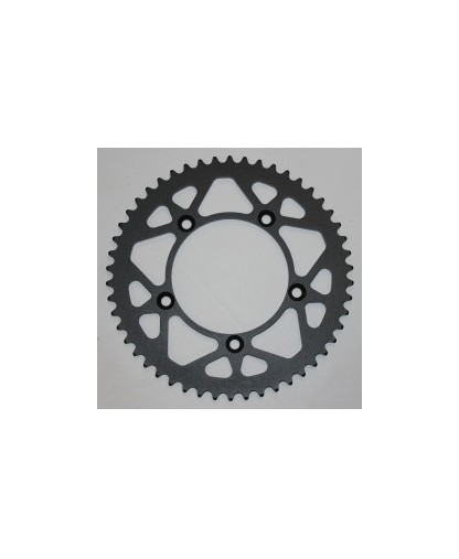 REAR SPROCKET / 48 TEETH / 520 PITCH / BLACK / STEEL