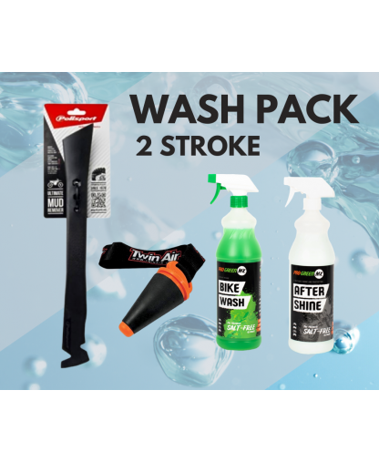 Wash Pack 2 Stroke