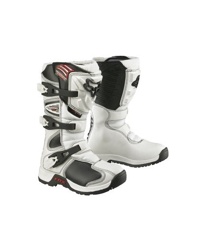 COMP 5Y BOOT WHITE