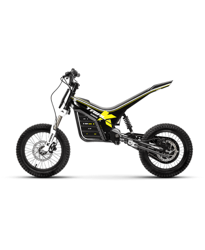 Kuberg YoungRider Trial E Electric Bike