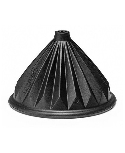 UNIVERSAL AIR FILTER COVER 2.0 BLK
