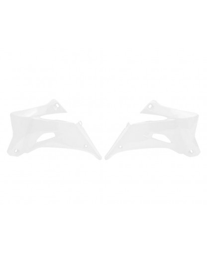 RACETECH YZF RAD SCOOP 06-09 WHITE