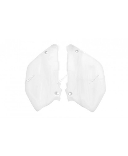 RACETECH  SIDE PANELS YZ WHITE 02-2014