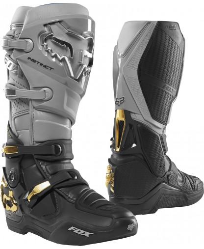 FOX Instinct Boot Grey/Black