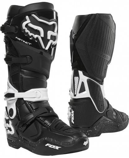 Fox Instinct Boot  Black/White