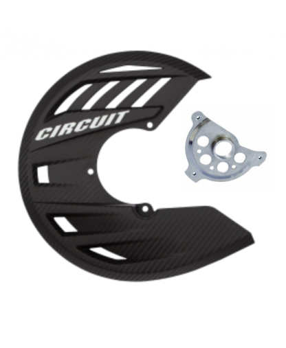 Circuit Disc Guard and Mount Kit Husqvarna