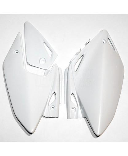 UFO CRF 450 RADSCOOPS WHITE