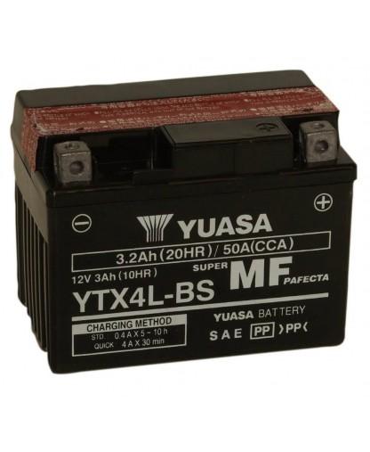 YUASA YTX4L-BS BATTERY