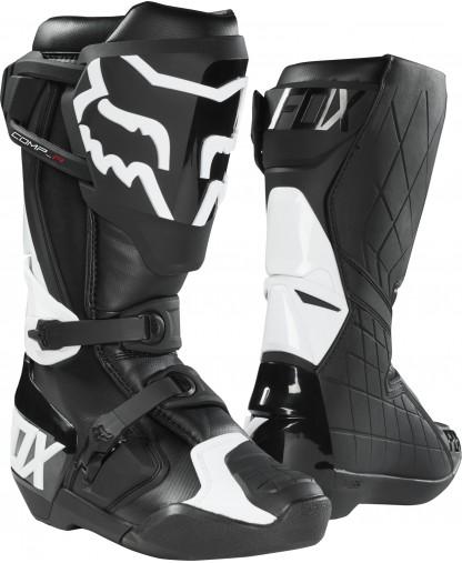 FOX Comp R Boot Black