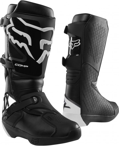 Fox Comp Boot (Blk)  Black
