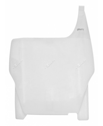 FRONT PLATE 04-07 CR/CRF WHITE