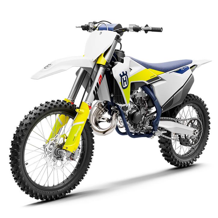 Gebrauchte Husqvarna TC 125 Motorräder kaufen