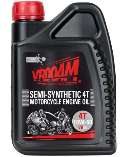 VROOAM VRX 4T ENGINE OIL 25W-50