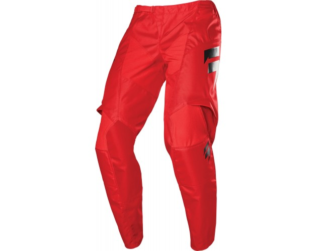 SHIFT WHIT3 LABEL RACE PANT RED