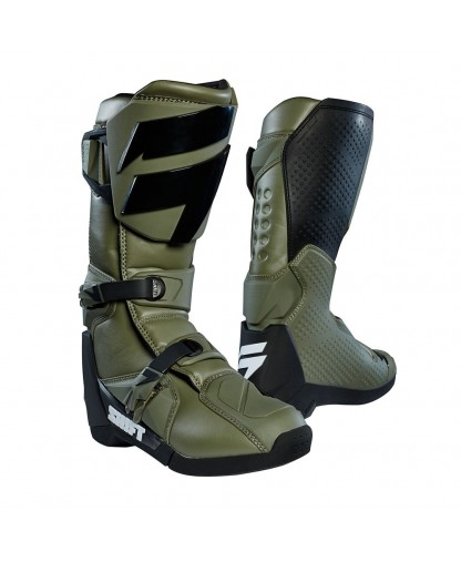 SHIFT WHIT3 LABEL BOOT - FAT GREEN