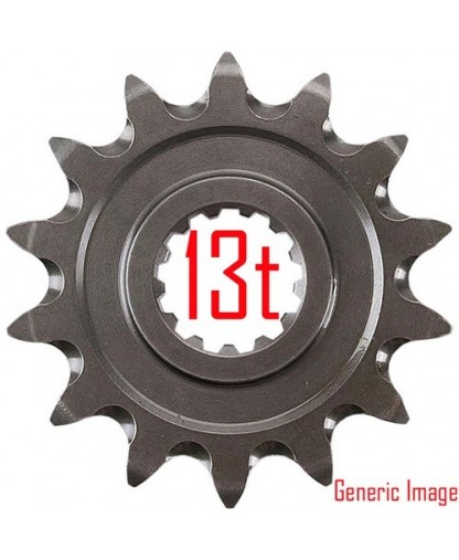 SPROCKET FRONT CRF250/CR125 04-ON 13T