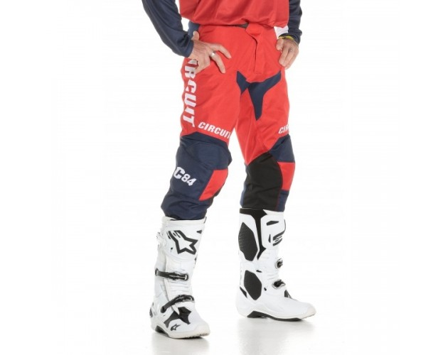 CIRCUIT EQUIPMENT PANTS 2020 NVY/WHT/RED