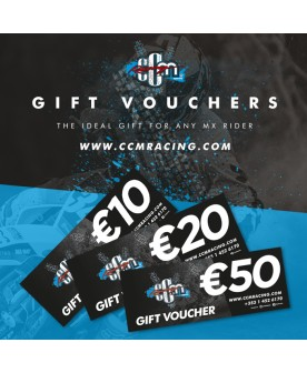 CCM Racing In-store Gift Voucher