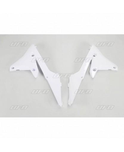 UFO RAD SCOOPS WHITE YZF 250/450 2014-