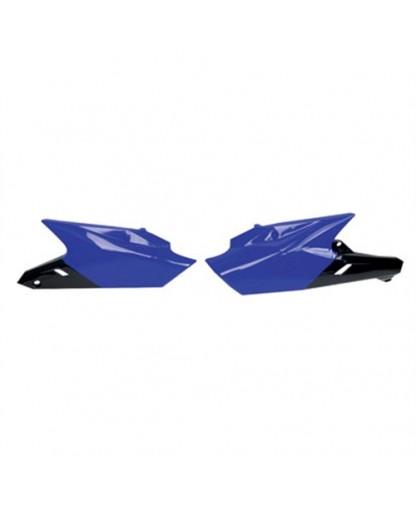 POLISPORT YZ250/450F (14-ON) BLUE YAM98/BLACK SIDE PANELS