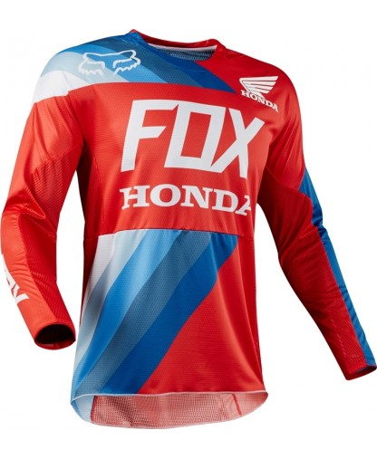 FOX 360 HONDA JERSEY - RED