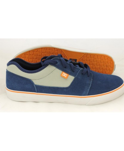 DC SHOES TONIC NVO DC NAVY/ORANGE UK 11