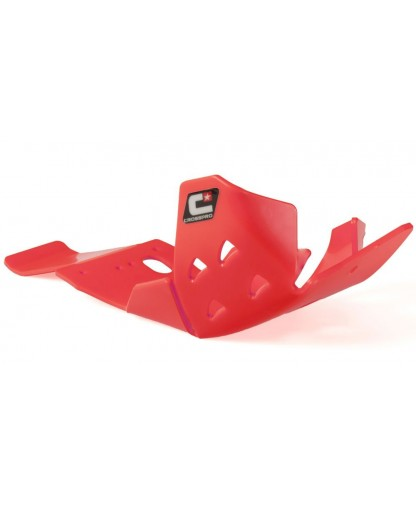 CROSSPRO BASHPLATE RED CRF450R/X 2017