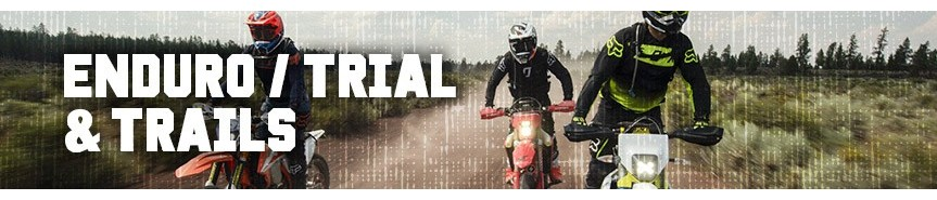 Enduro, Trial & Trails category