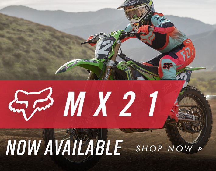 fox mx21 now available
