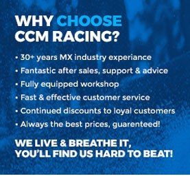 Why Choose CCM?