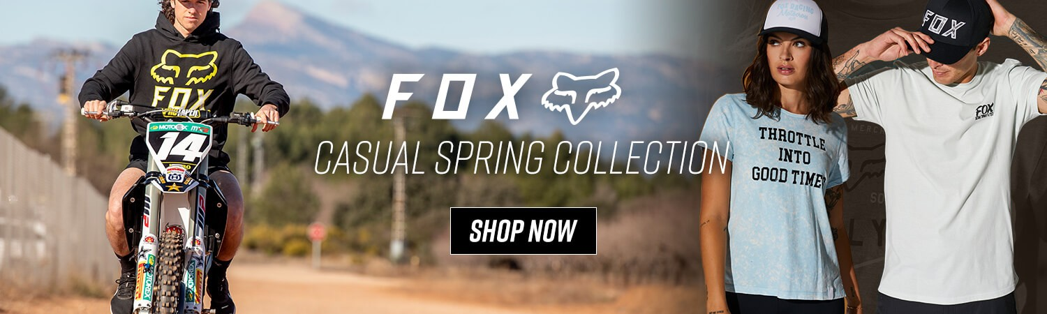 Fox Spring 2021 casual clothing