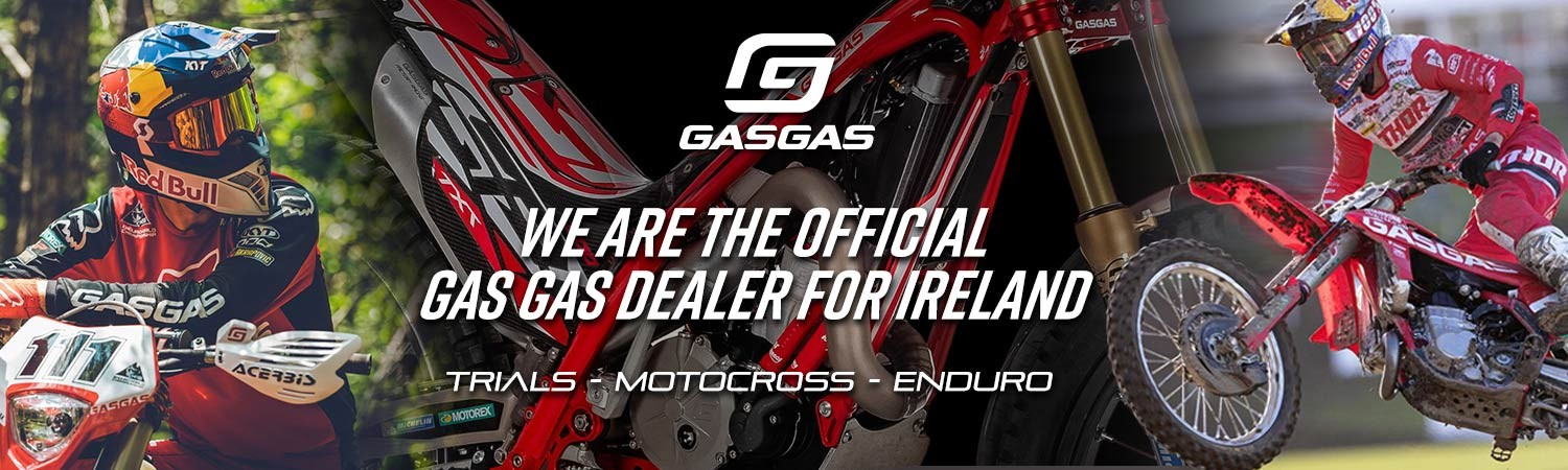 Official GasGas Dealer for Ireland