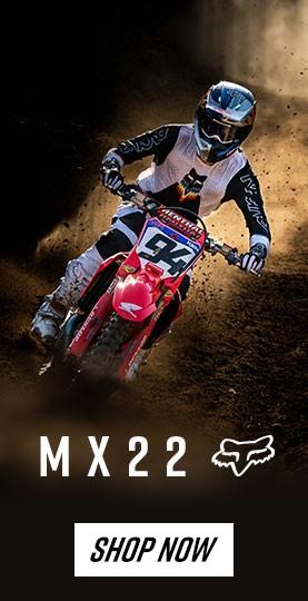 Fox Racing MX 2022 Gear