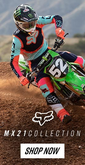 Fox Racing MX 2021 Gear