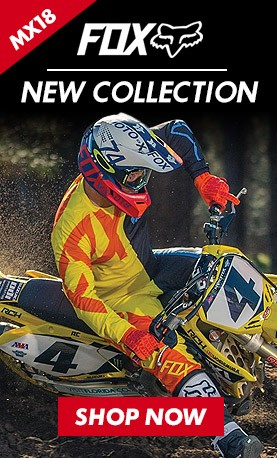 Fox Racing MX 2018 Gear